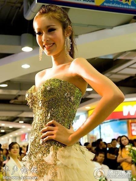 泰国最美人妖学生私照【12P】_威信奇闻_威信