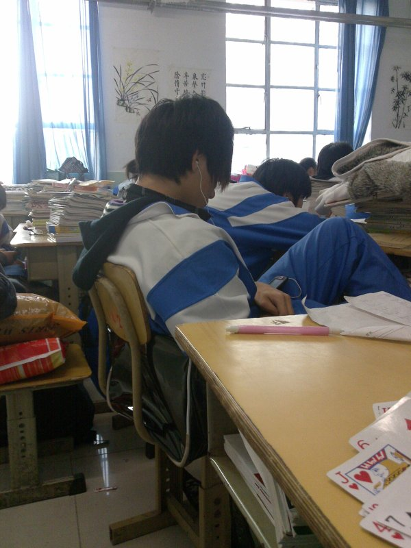 让人目瞪口呆的当代中学生-天津市某区高级中学黑龙江初中流入?海发源?地于哪来着什么我...图片