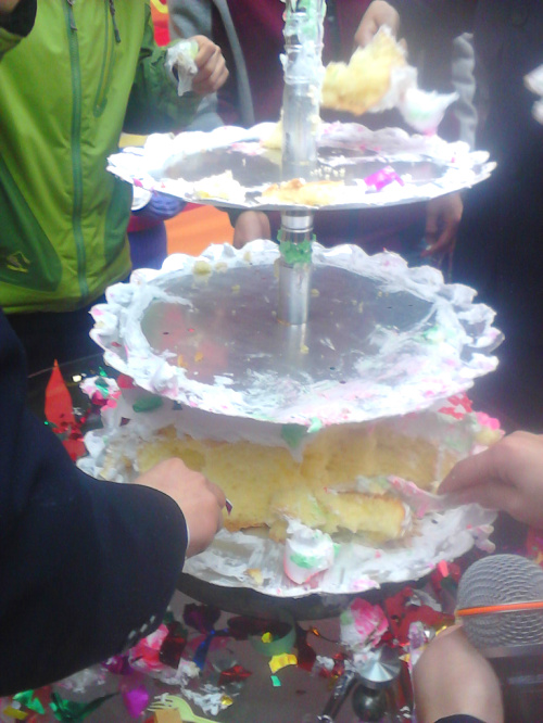 猪猪蛋糕图片大全可爱