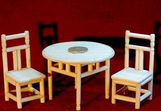筷子凳子手工制作大全图片