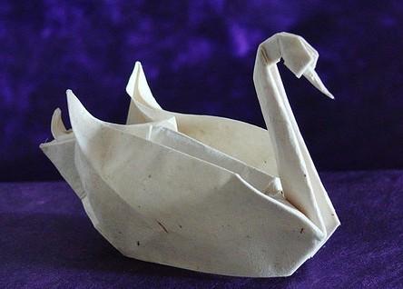 还在用纸叠千纸鹤什么的都弱暴了,看看这些吧