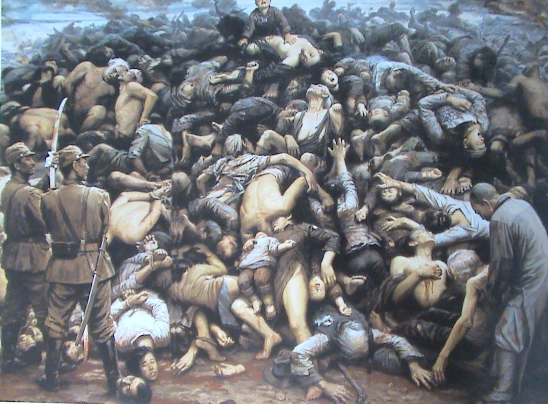淫妻喜欢被轮奸_日军在华中方面军司令官松井石根指挥下,在南京地区烧杀淫掠无所不为.