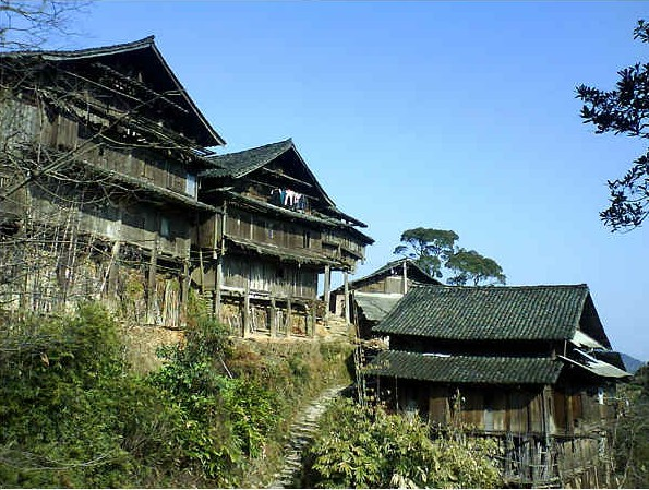 三江旅游景点 三江旅游图片