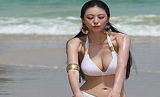 """美女 中国 遂宁/""""中国第一黄金比例身材""""的美女"""