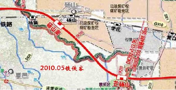 安徽砀山地图全图