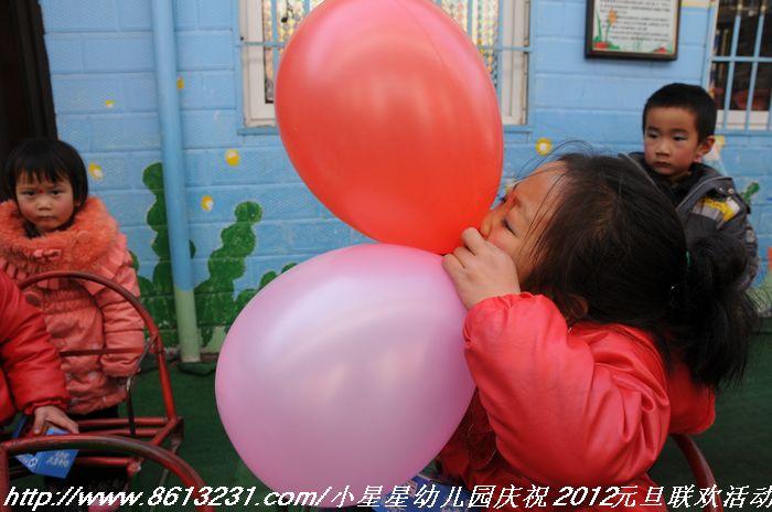 主题: 小星星幼儿园欢度2012新年联欢会活动照片