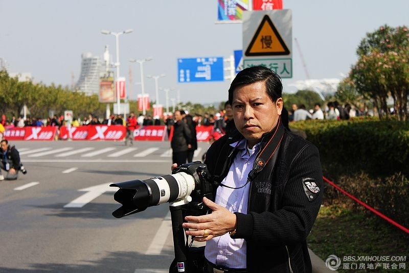 主题: 2011厦门马拉松图片分享-没到现场的朋友速进!