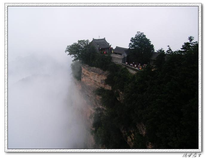 天水仙人崖景区地图