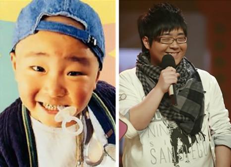 细数中国荧幕上的童星 高清图片