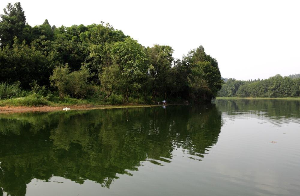 起源于双河乡的构溪河升级为国家湿地公园