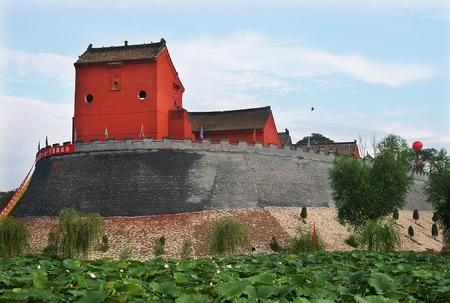 台骀庙风景区:台骀庙位于市区西部高村乡西台神村北的汾河岸
