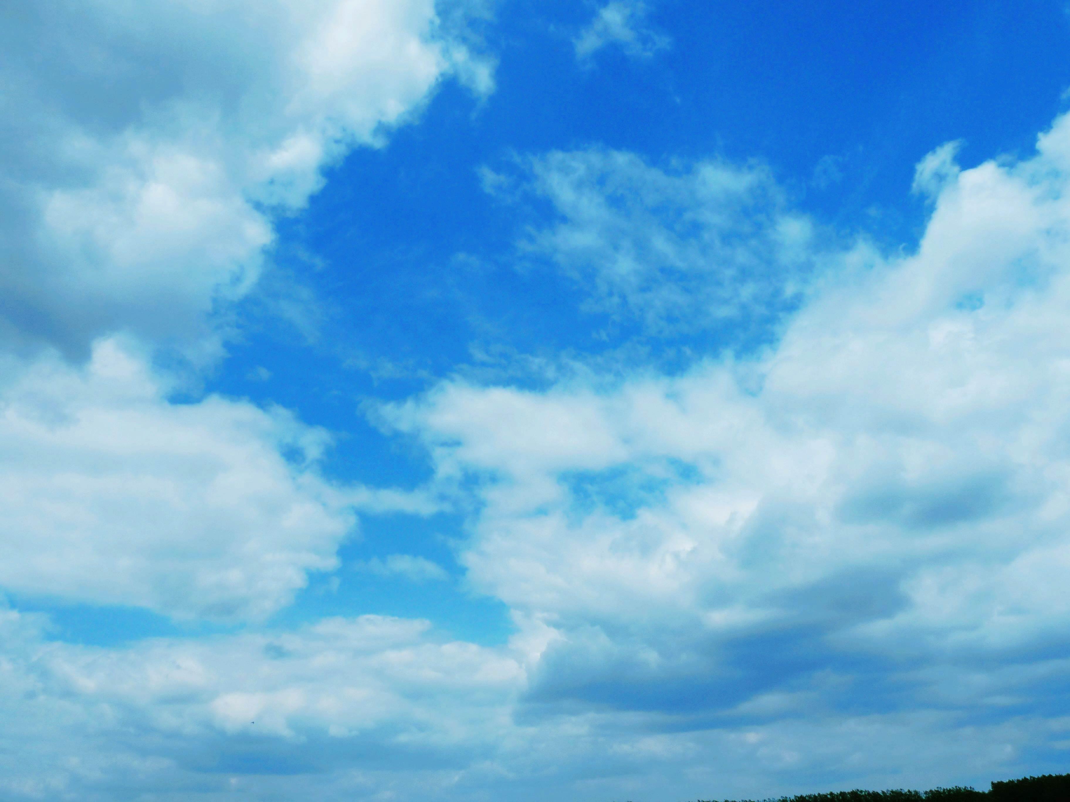 主题: 蓝天白云