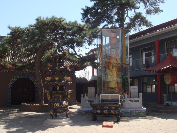 建昌的玲珑塔--娘娘庙--盘龙沟观赏300多年古柞树