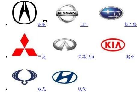豪车标志大全及名字 豪车标志识别图 豪车标志大全 汽车标志图片大全高清图片