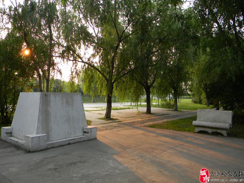 齐齐哈尔嫩江公园_嫩江公园_齐齐哈尔红岸公园_银澜手机图片壁纸大全