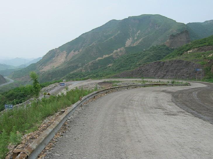 葫芦岛建昌盘山公路图