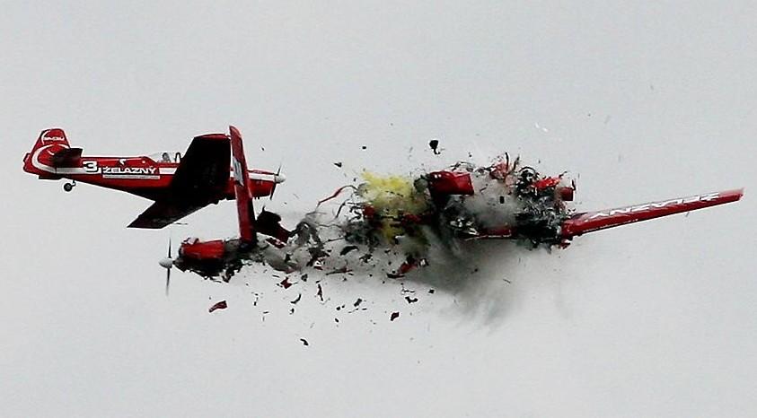 飞行表演事故论坛图片