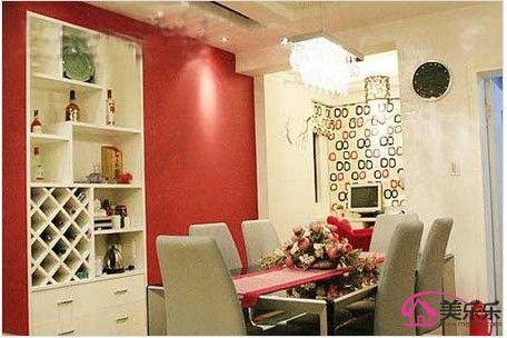 现代时尚的两室一厅巧妙装修图 家居论坛 平