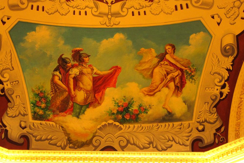 高清欧式壁画贴图图片下载分享;