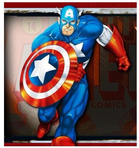 主题: 美国队长, 美国队长(captain america)是惊奇漫画[复制链接]图片