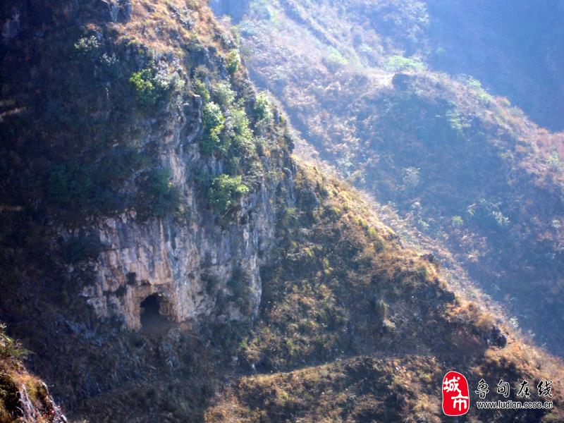 鲁甸梭山美景-论坛图片图片