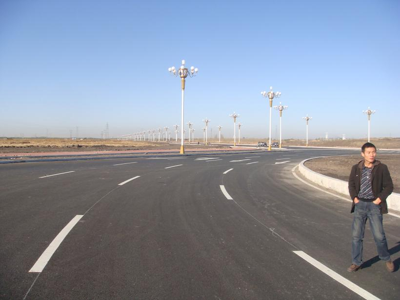 白城洮北经济开发区规划和效果图 守望白城
