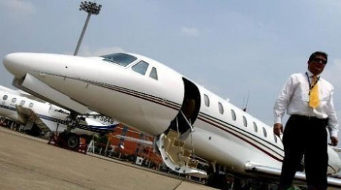 明星的私人飞机,都很牛啊!