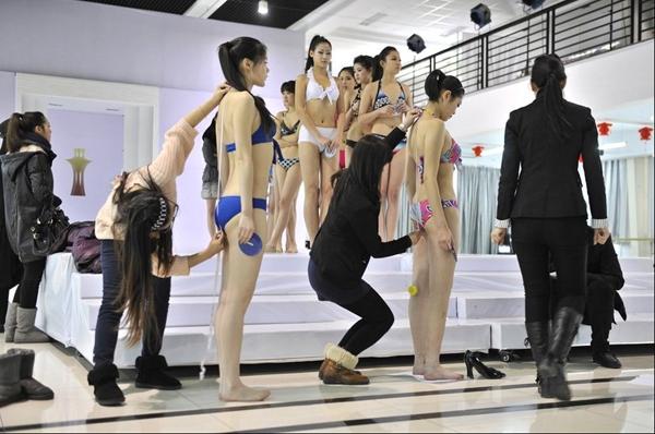 主题: [分享]中国超级模特大赛吉林赛区