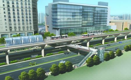 成都城区二环路改造效果图 热点与评论 大邑论坛 大邑网