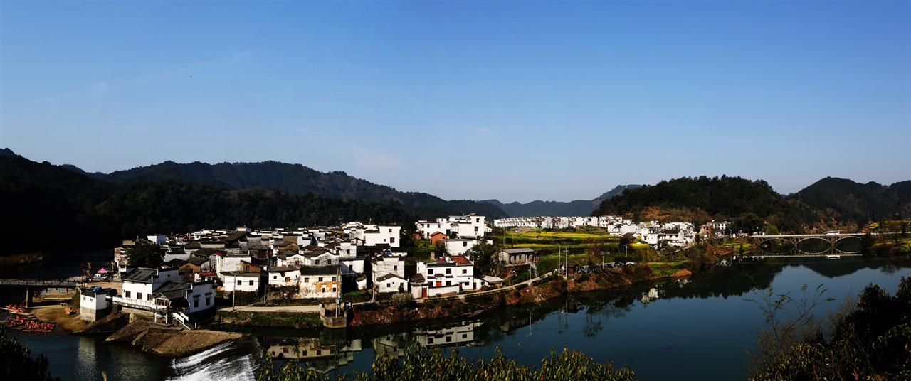 风景 古镇 建筑 旅游 摄影 1280_536