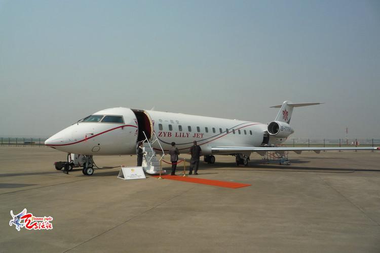 [转贴]赵本山私人飞机啥模样