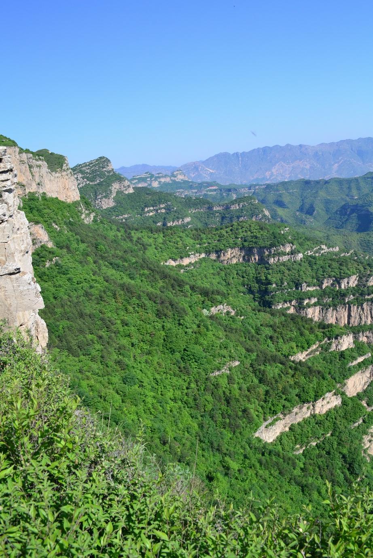 [一]生态旅游项目有尖山生态自然风景区开发, 雁子崖生态自然风景区