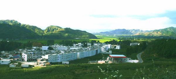 龙树坝子远景 原创摄影 鲁甸论坛 -龙树坝子远景图片