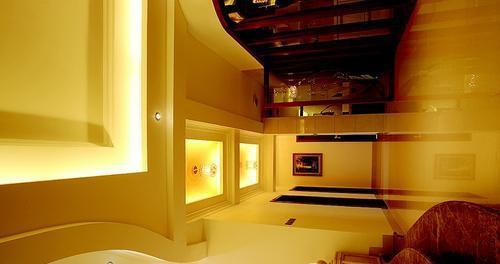 欧式室内装饰矮墙