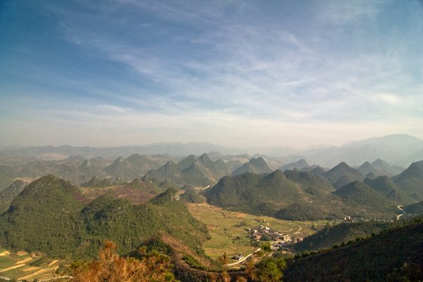 贵州万山风景自动播放
