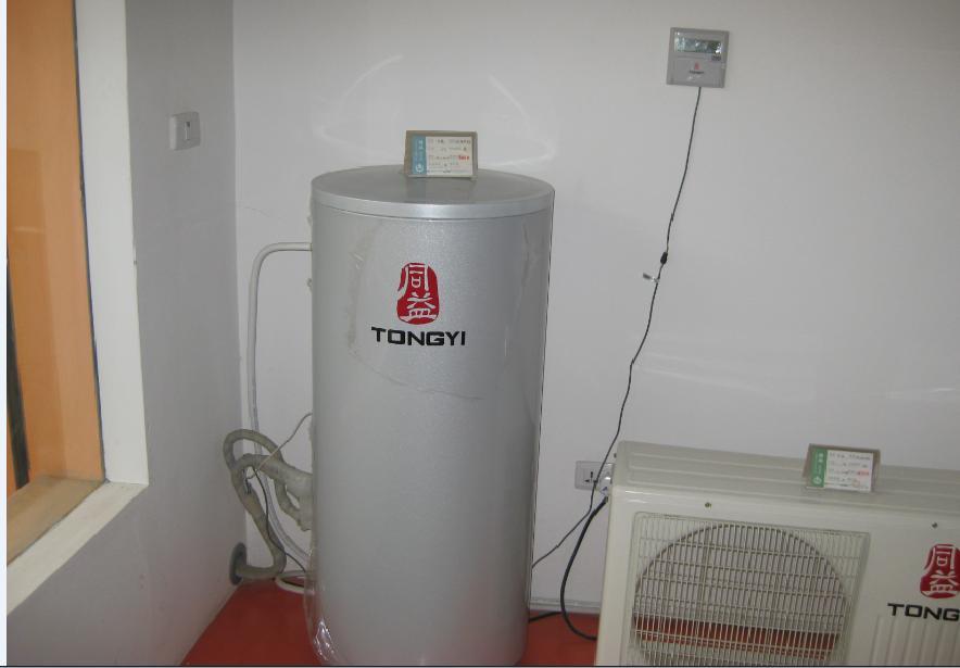 空气能热水器06故障_商用空气能热水设备_空气能中央热水