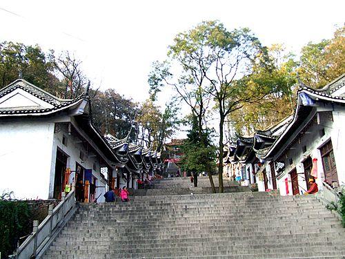 春节期间东方山风景区实行交通管制,请收藏!