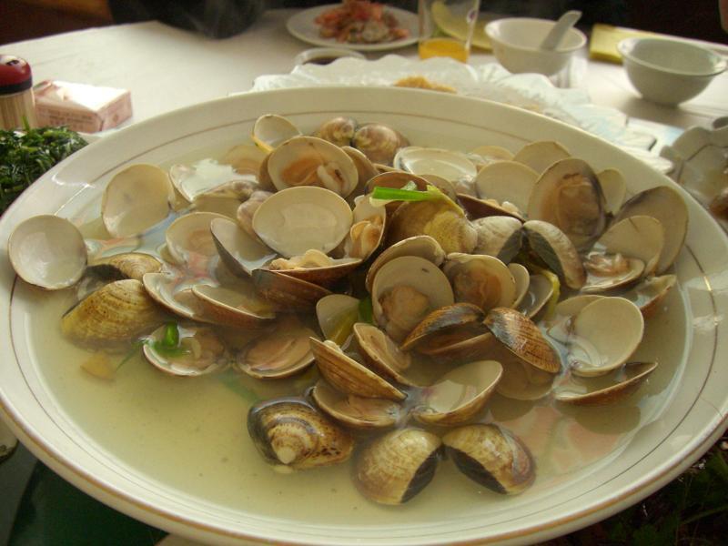 尝到如东海鲜-如东百姓的家常菜,厉害吧!