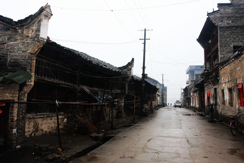 壁纸 风景 古镇 建筑 街道 旅游 摄影 小巷 801_534
