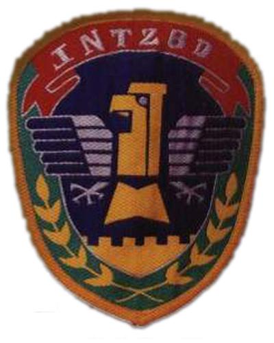 中国人民解放军 八大特种部队之⑧雄鹰特种 -地方部队臂章