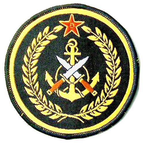 中国人民解放军 海军陆战队 -地方部队臂章