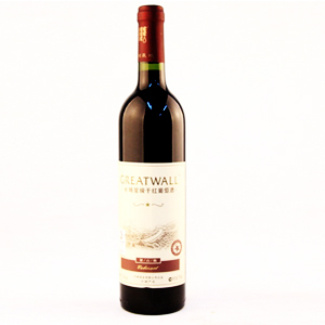 长城一星解百纳干红葡萄酒