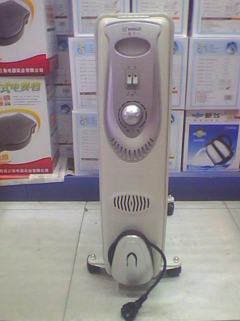 扬子华美牌油汀式电暖气 取暖器