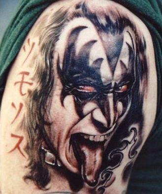 人脸纹身图14