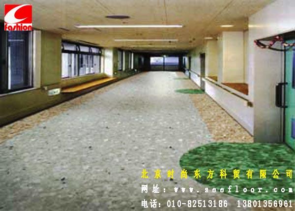圣诞装修全攻略 时尚牌pvc塑胶地板装饰建材图片