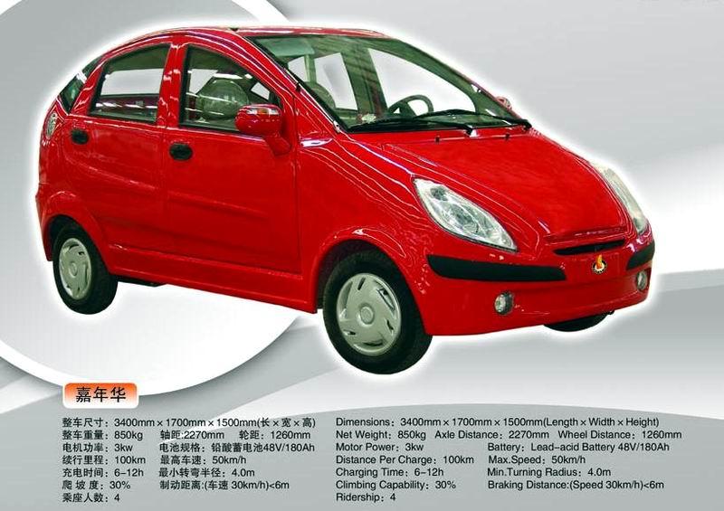 电动四轮车,电动轿车批发价,电动汽车价格高清图片
