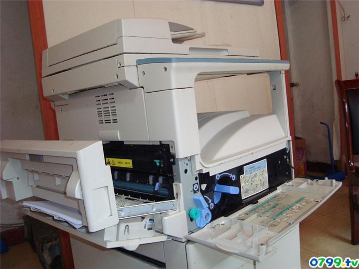 佳能2420l数码多功能复印机/打印机如何设置网络扫描
