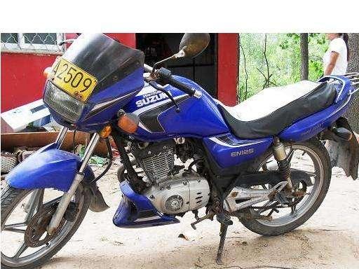 豪爵铃木EN125 2F新摩托车磨合期保养问题图片