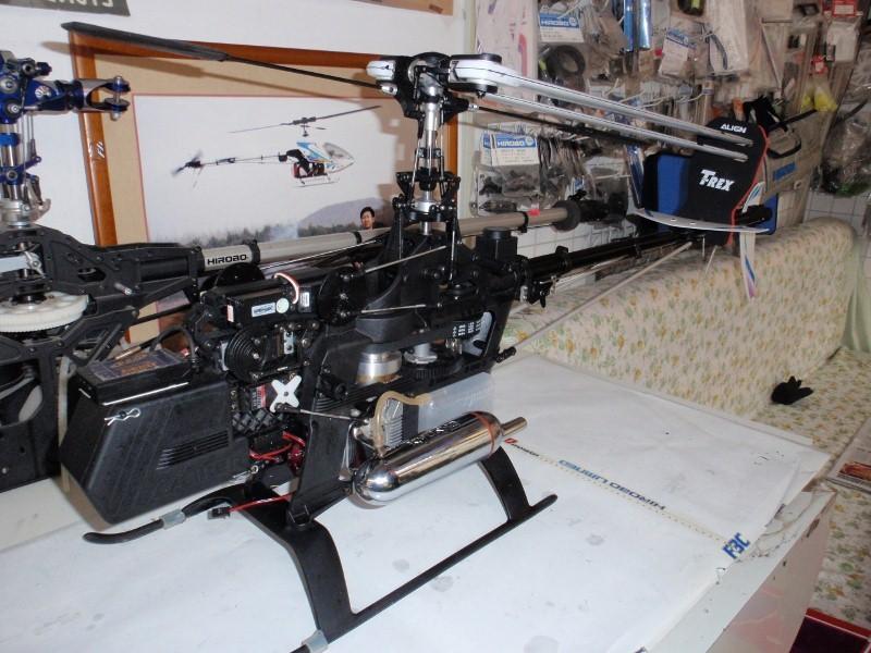 日本京商kyosho50遥控直升机