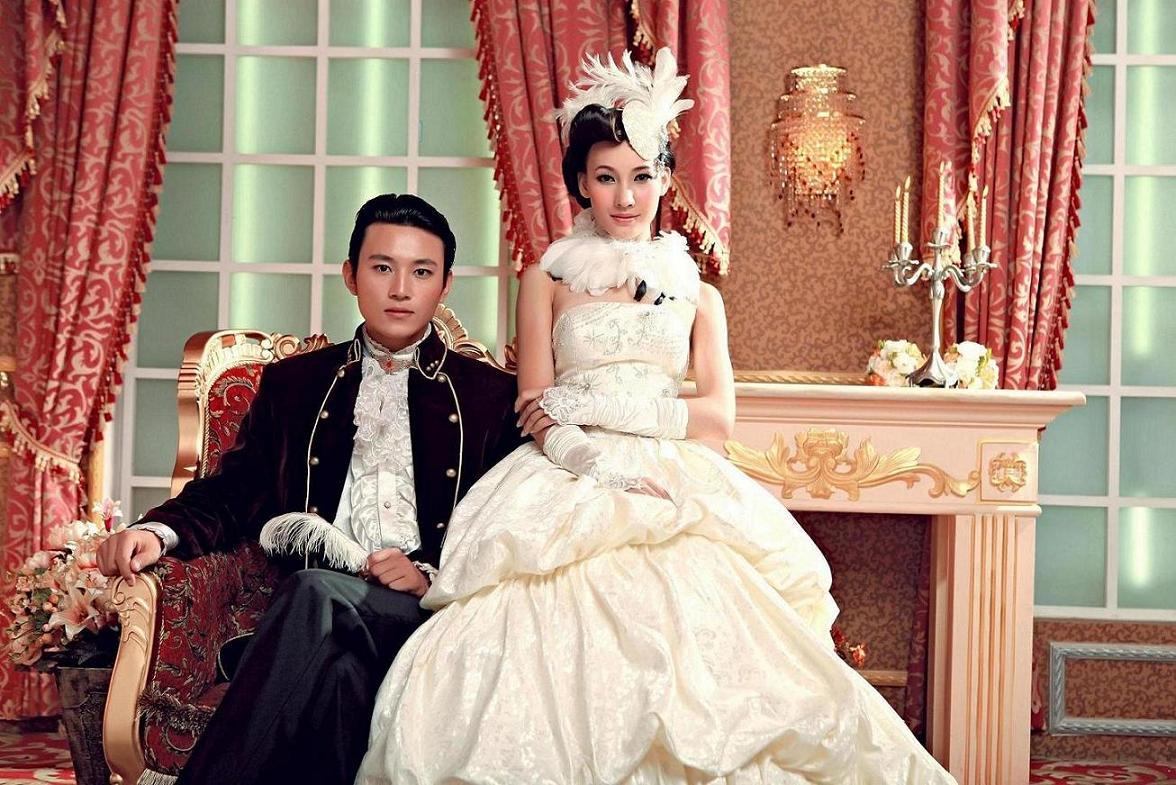 皇家经典个人艺术照阜新时尚经典艺术照巴黎经典婚纱艺术照; 杨钰莹